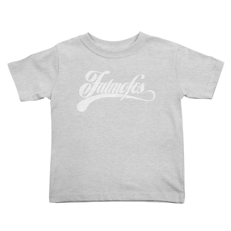 Fatmofos Classic Dark T-Shirt Kids Toddler T-Shirt by Fatmofos