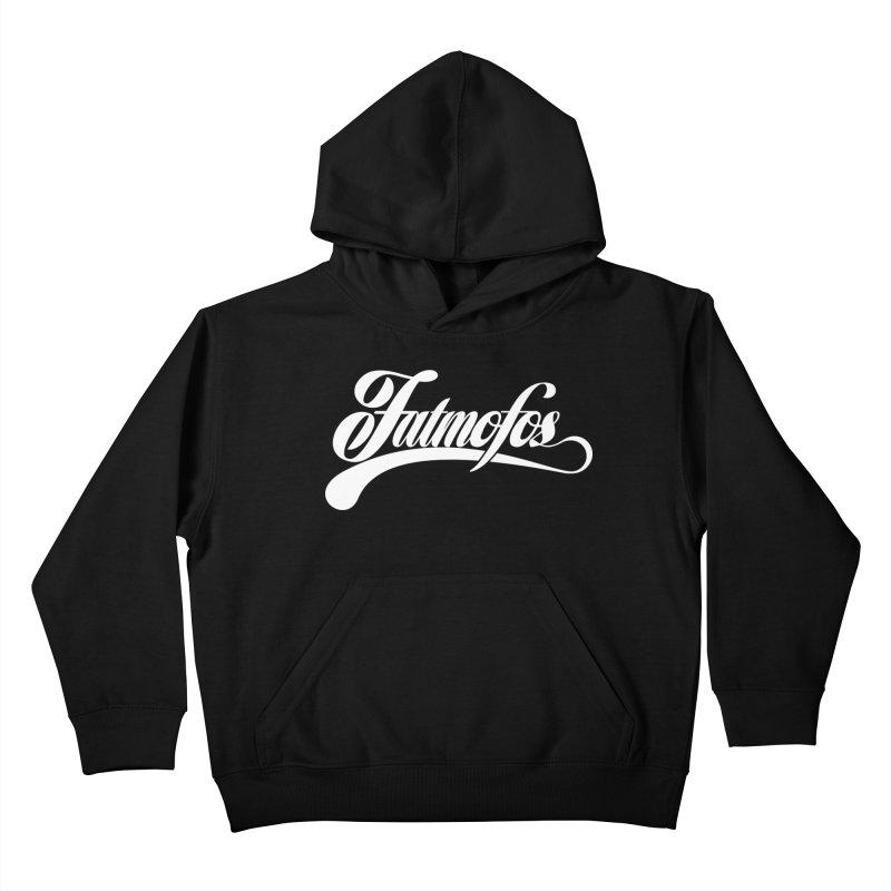 Fatmofos Classic Dark T-Shirt Kids Pullover Hoody by Fatmofos