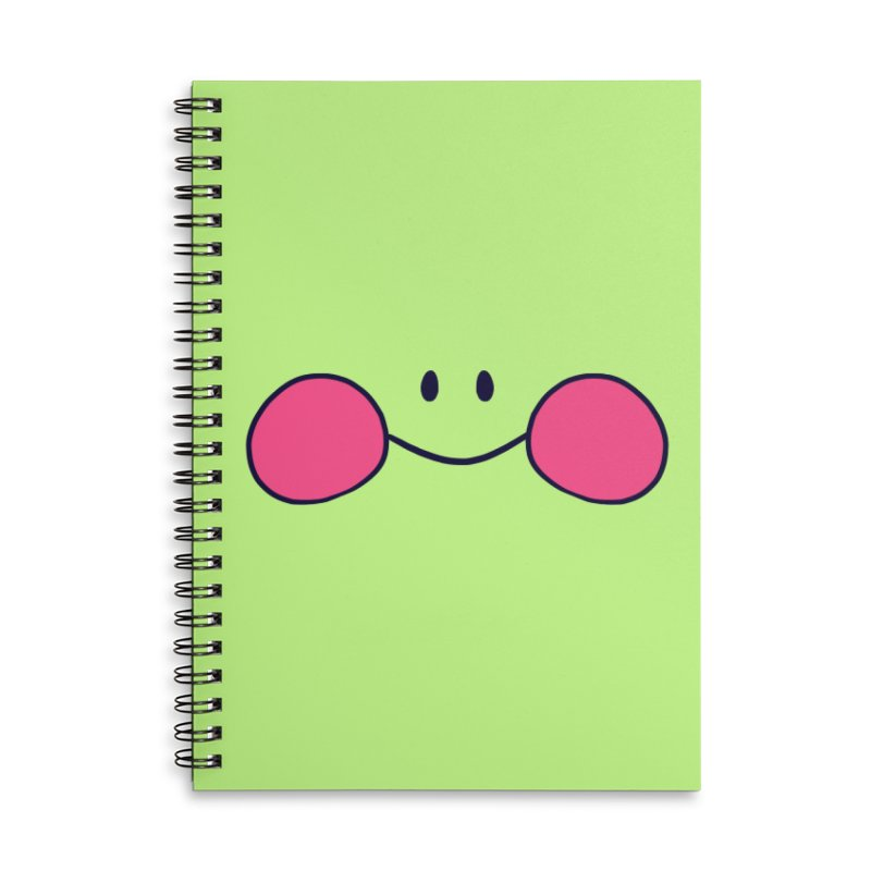 frogface Accessories Notebook by CoolStore