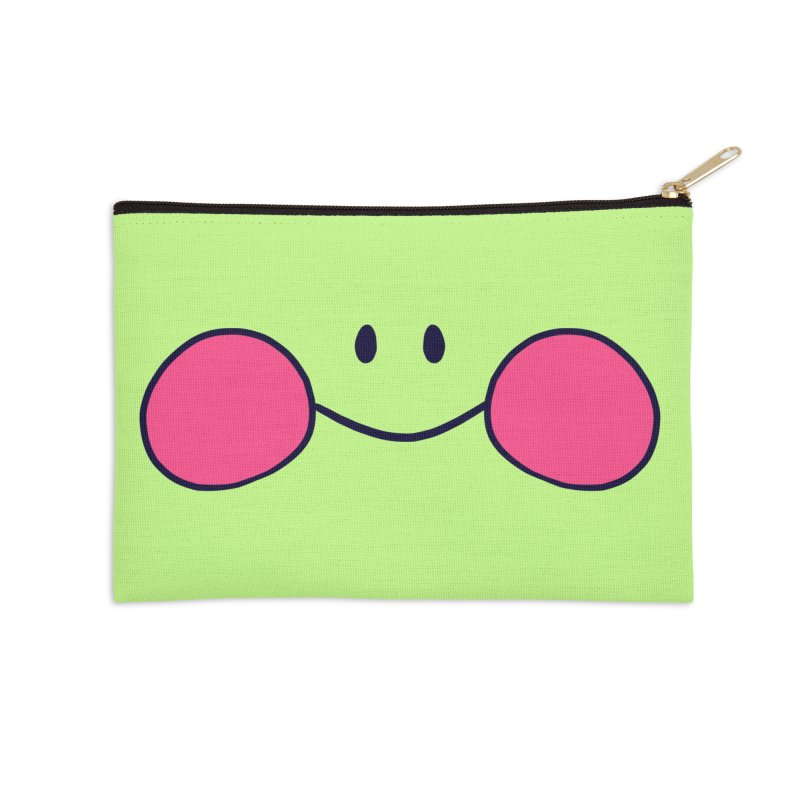 frogface Accessories Zip Pouch by CoolStore