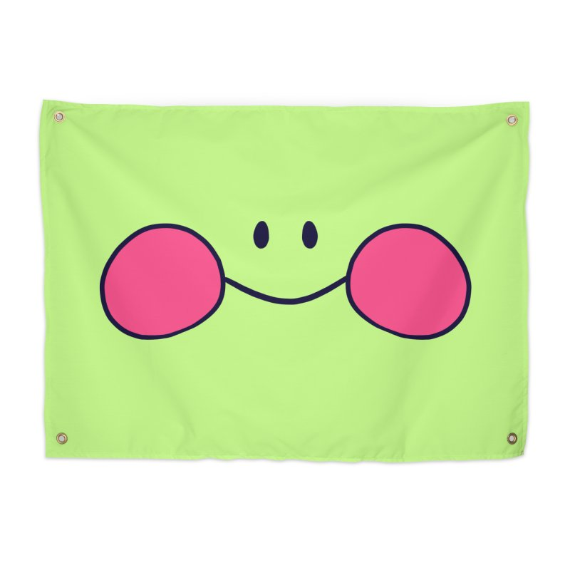 frogface Home Tapestry by CoolStore