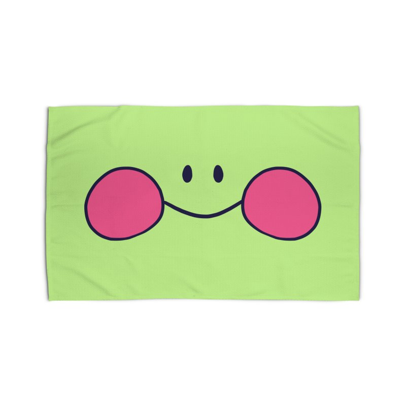 frogface Home Rug by CoolStore