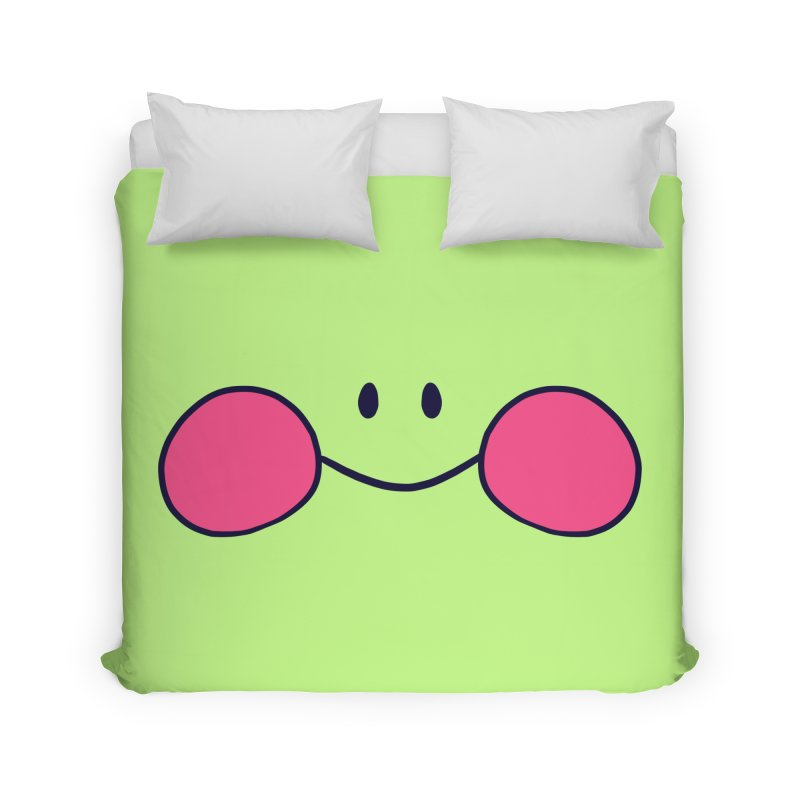 frogface Home Duvet by CoolStore