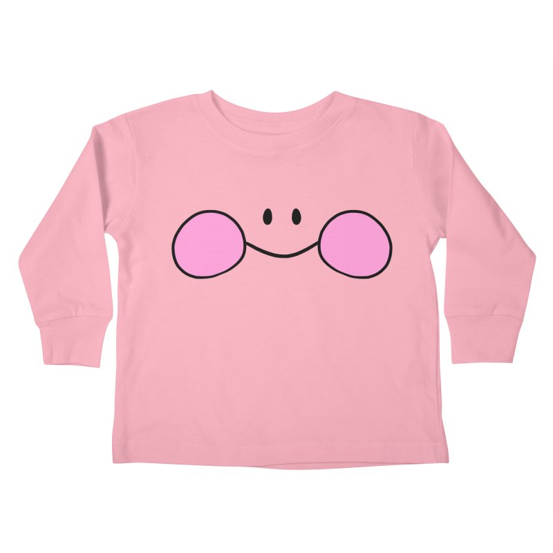 frogface Kids Toddler Longsleeve T-Shirt by CoolStore