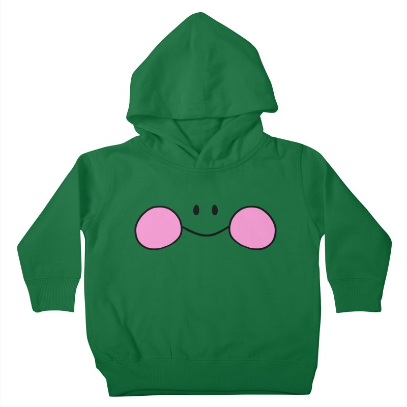 frogface Kids Toddler Pullover Hoody by CoolStore
