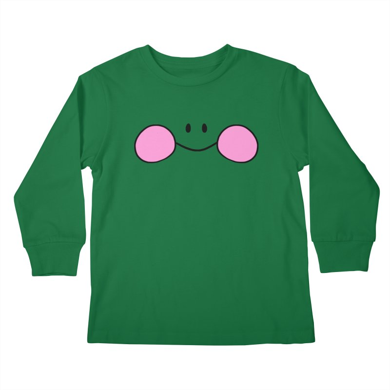 frogface Kids Longsleeve T-Shirt by CoolStore