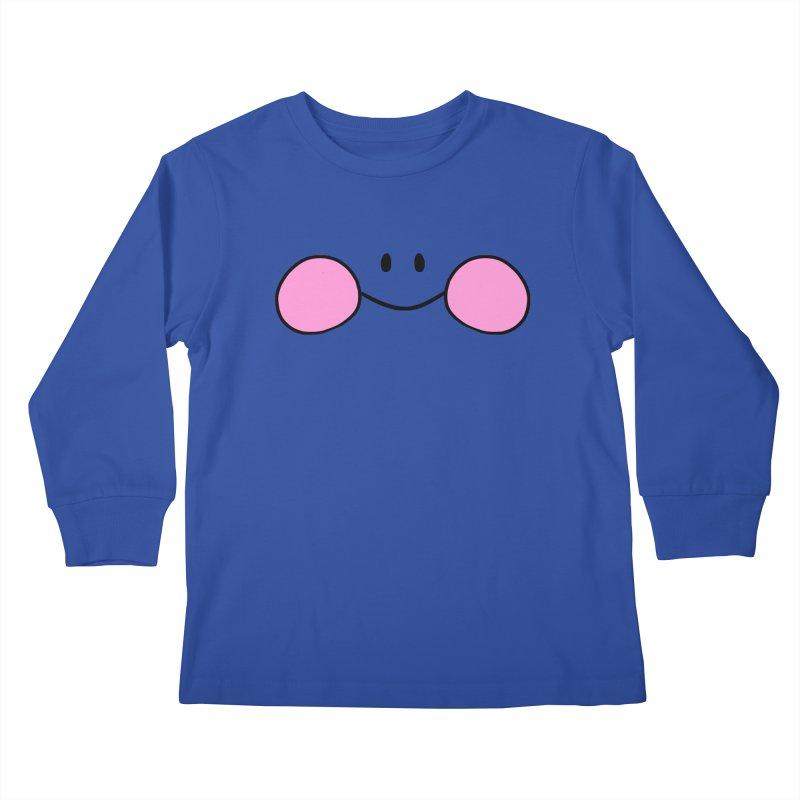 frogface Kids Longsleeve T-Shirt by CoolStore