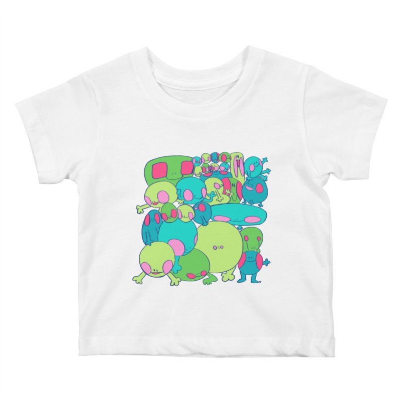 the clan Kids Baby T-Shirt by CoolStore