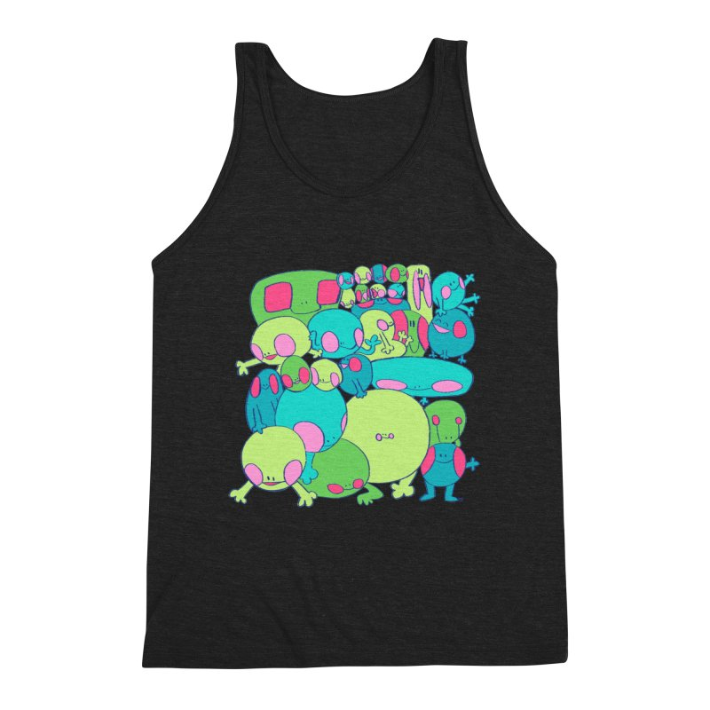 the clan Men's Tank by CoolStore