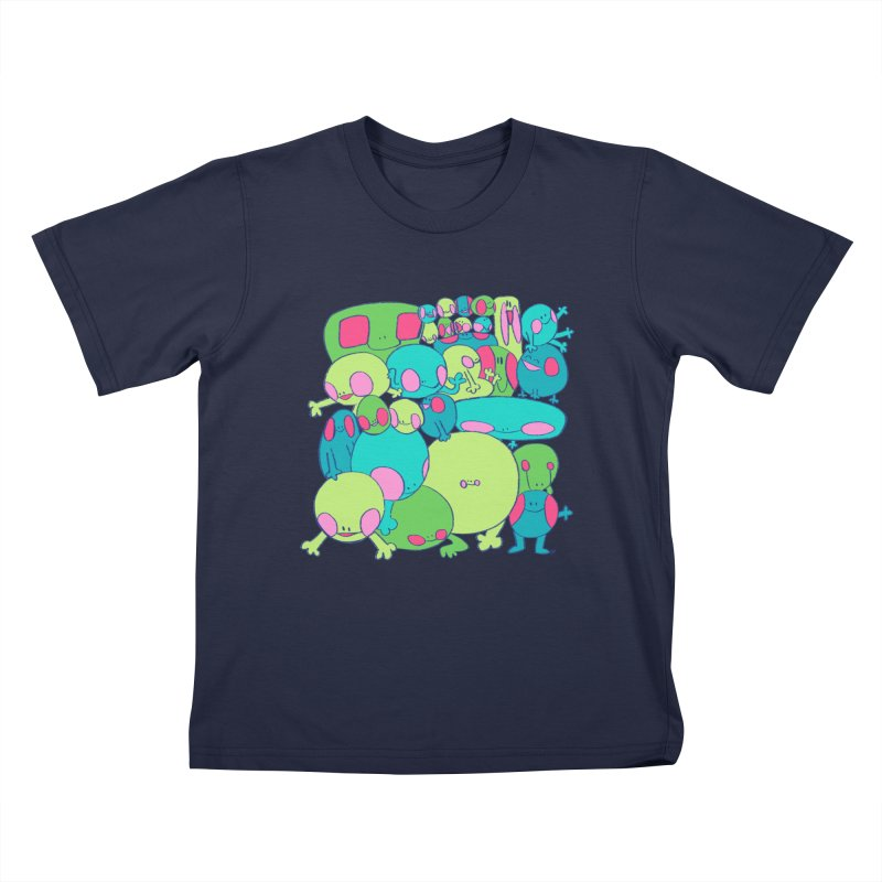 the clan Kids T-Shirt by CoolStore