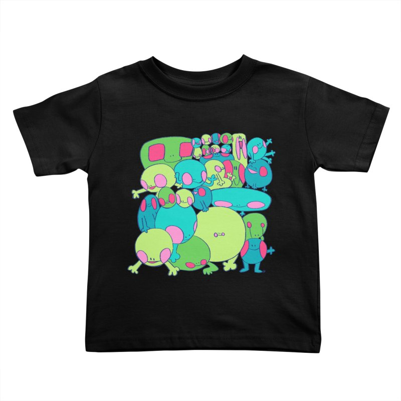 the clan Kids Toddler T-Shirt by CoolStore