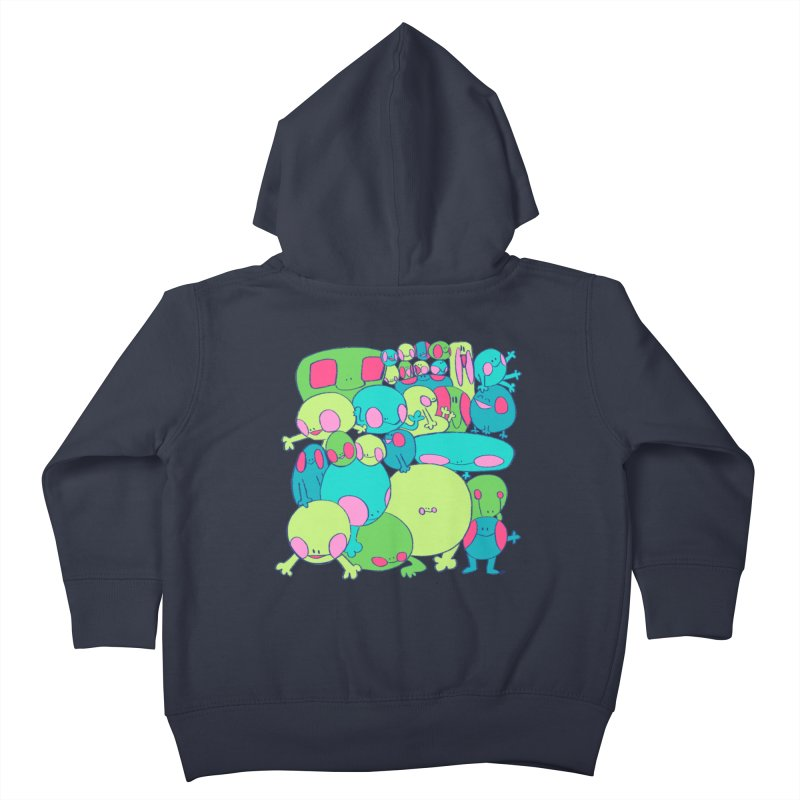 the clan Kids Toddler Zip-Up Hoody by CoolStore