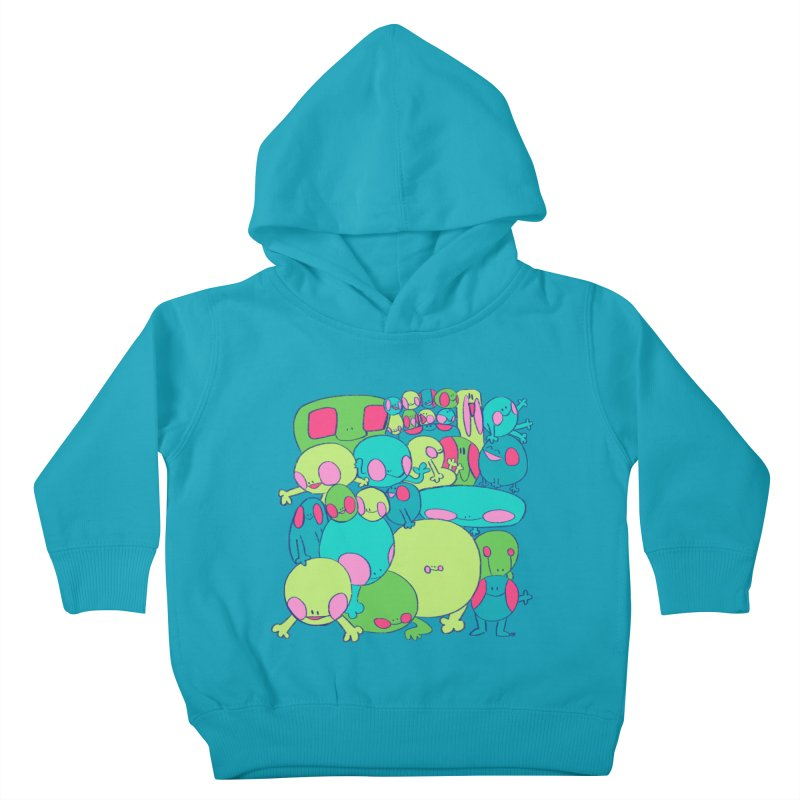 the clan Kids Toddler Pullover Hoody by CoolStore