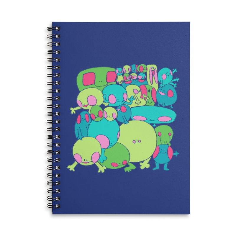 the clan Accessories Notebook by CoolStore
