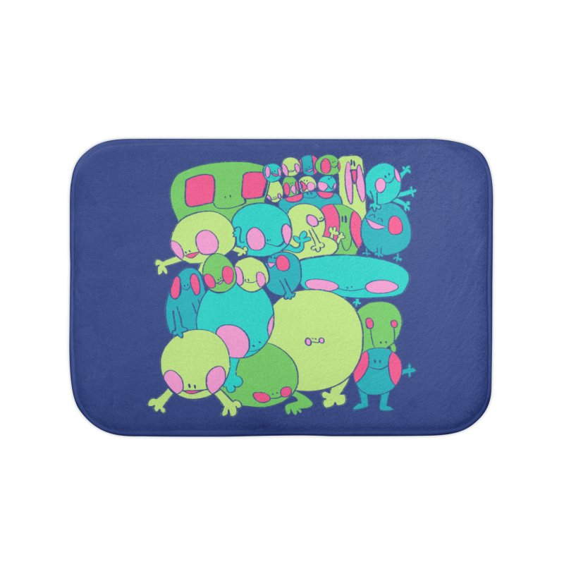 the clan Home Bath Mat by CoolStore