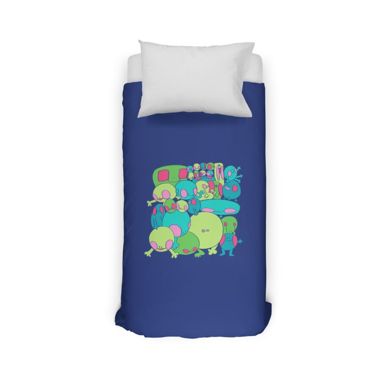 the clan Home Duvet by CoolStore
