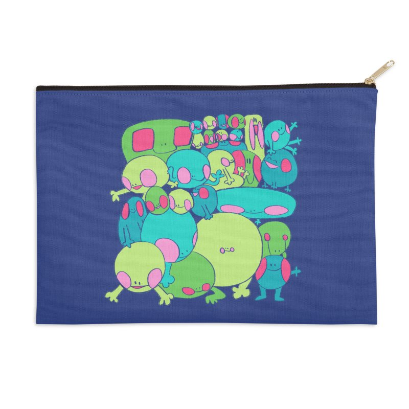 the clan Accessories Zip Pouch by CoolStore