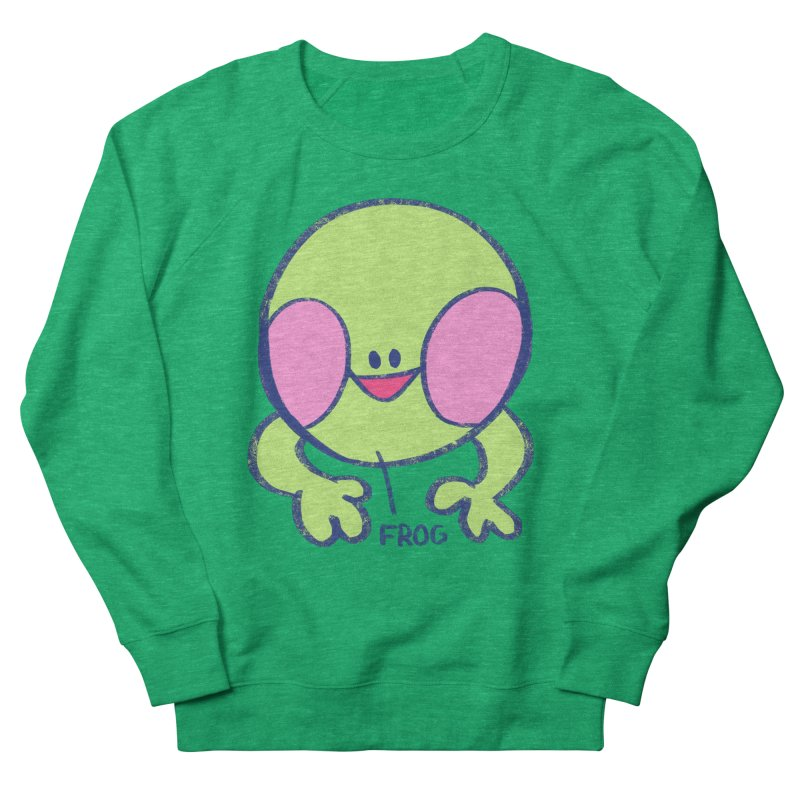 that sure is a frog Women's Sweatshirt by CoolStore