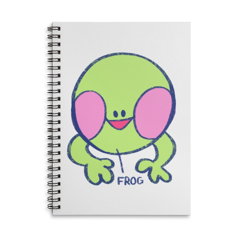 that sure is a frog Accessories Notebook by CoolStore