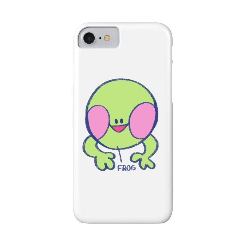 that sure is a frog Accessories Phone Case by CoolStore