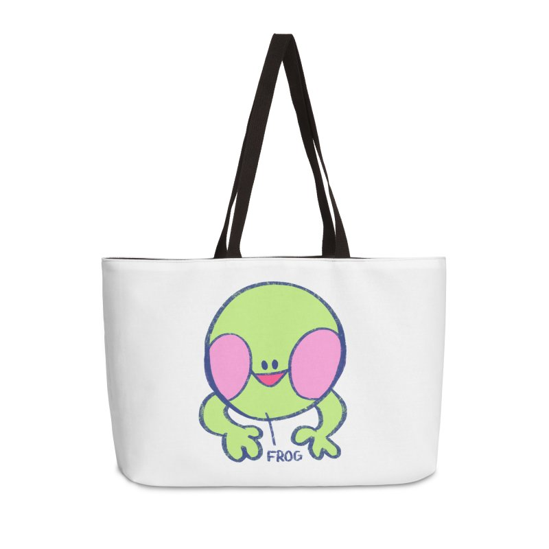 that sure is a frog Accessories Bag by CoolStore