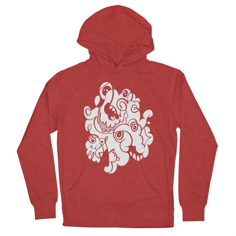 Doodle of the day I Women's Pullover Hoody by Favati