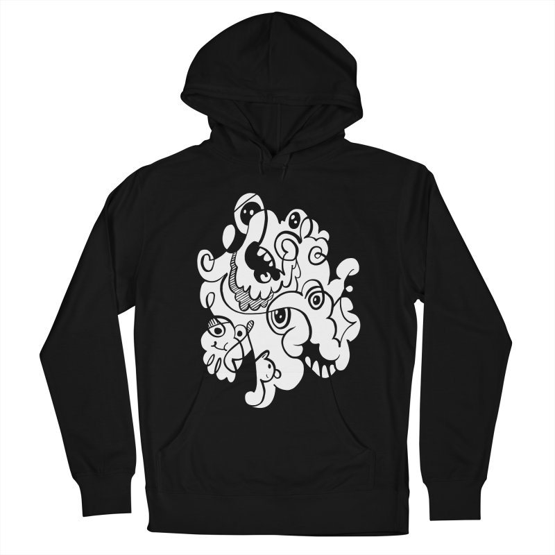 Doodle of the day I Men's French Terry Pullover Hoody by Favati