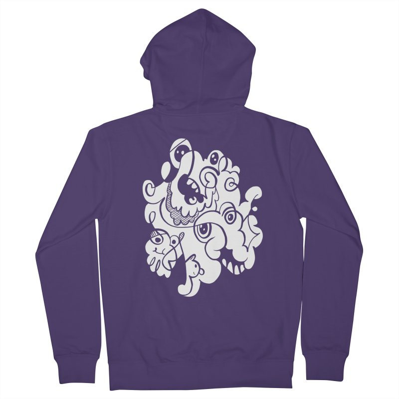 Doodle of the day I Women's Zip-Up Hoody by Favati