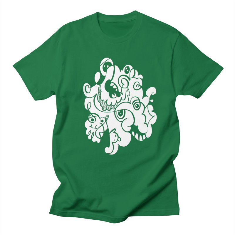 Doodle of the day I Men's Regular T-Shirt by Favati