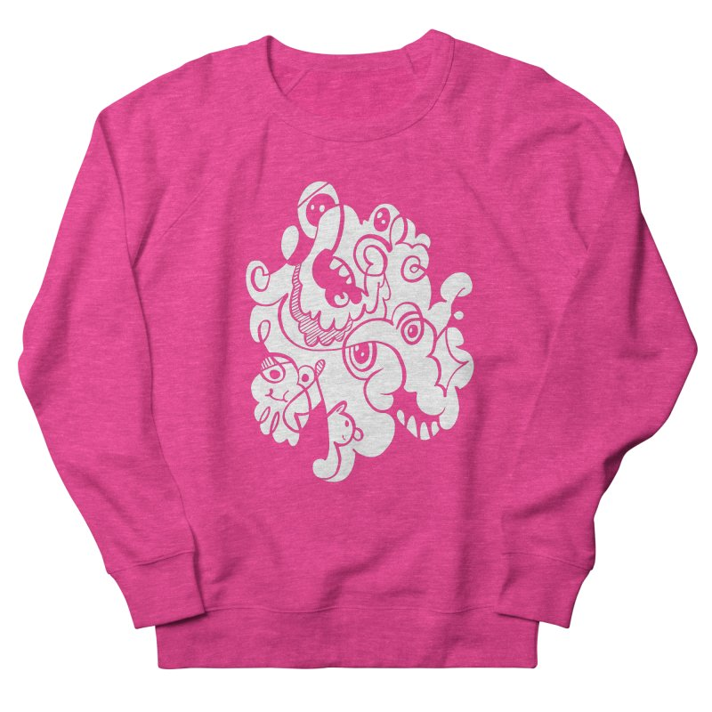 Doodle of the day I Women's French Terry Sweatshirt by Favati