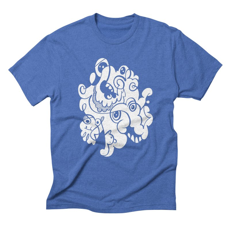 Doodle of the day I Men's Triblend T-Shirt by Favati