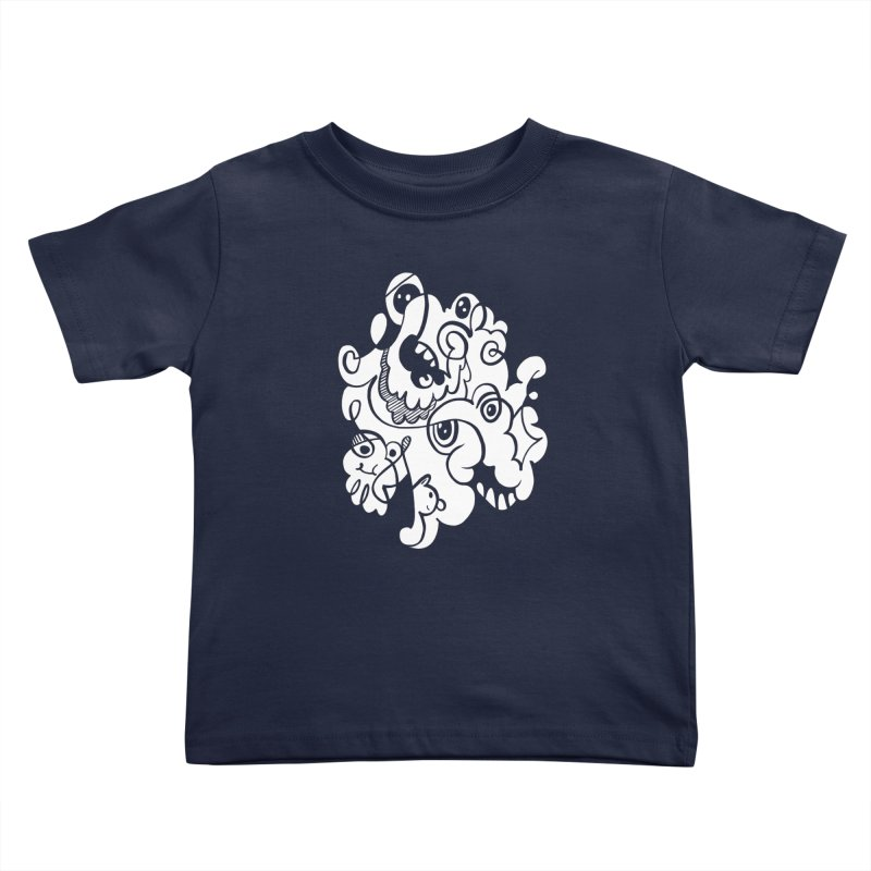 Doodle of the day I Kids Toddler T-Shirt by Favati