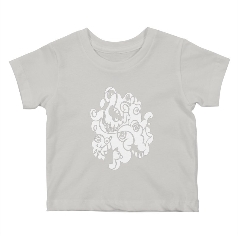 Doodle of the day I Kids Baby T-Shirt by Favati