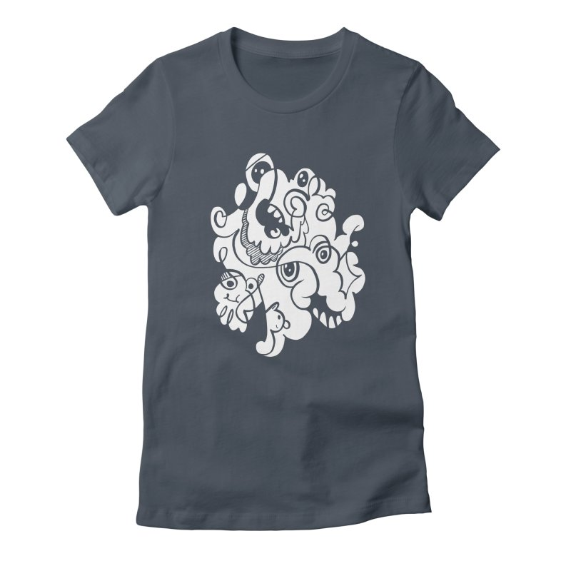 Doodle of the day I Women's T-Shirt by Favati