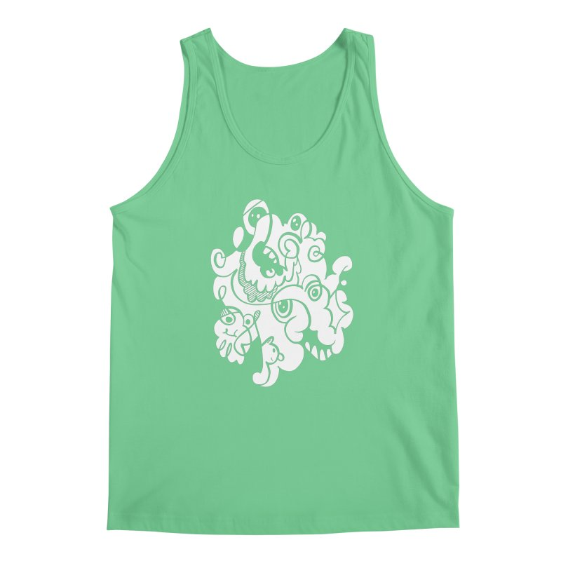 Doodle of the day I Men's Regular Tank by Favati