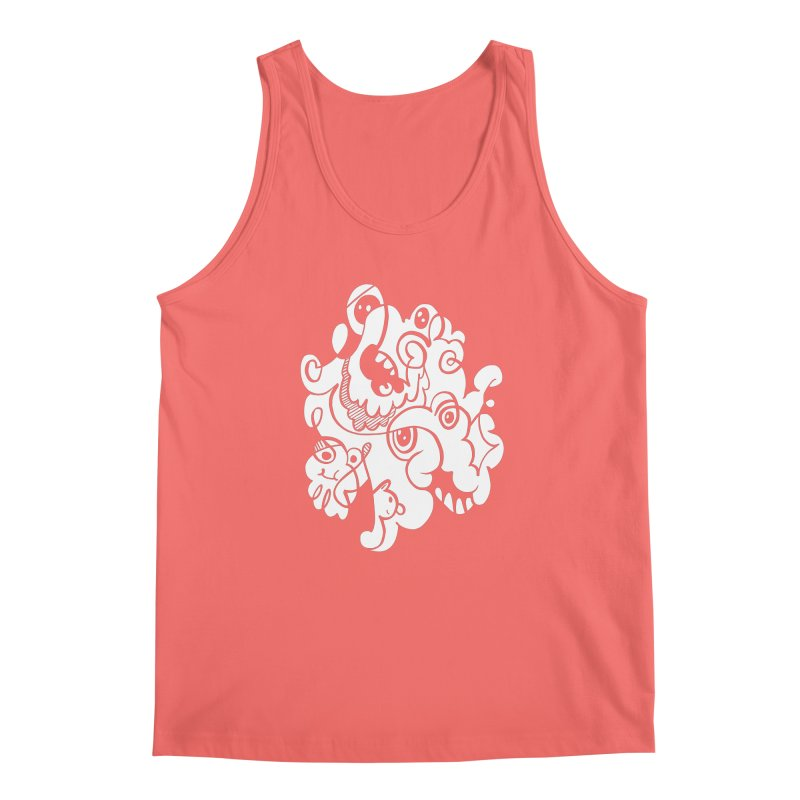 Doodle of the day I Men's Tank by Favati