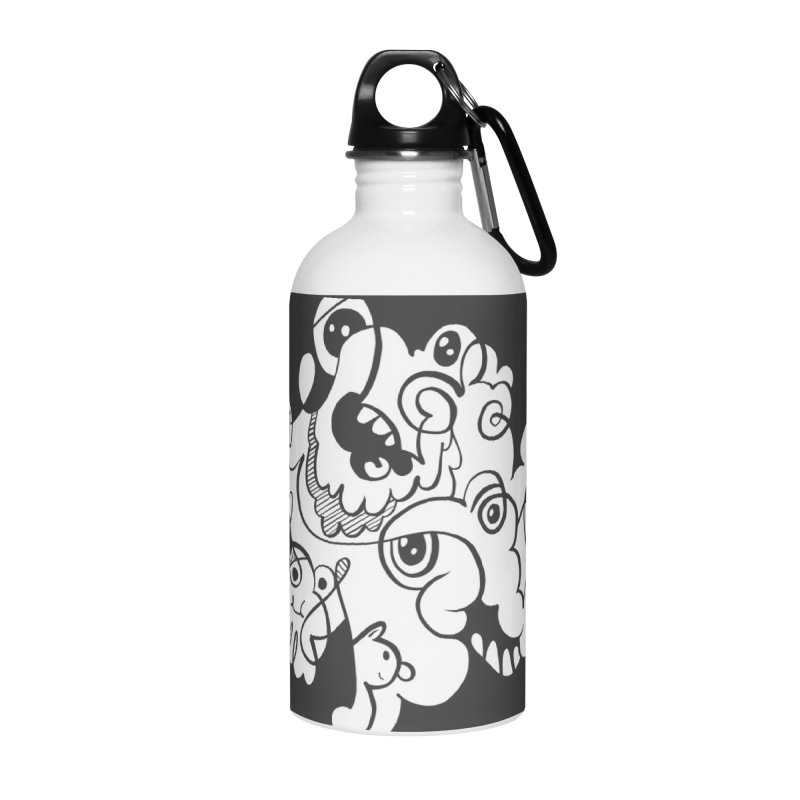 Doodle of the day I Accessories Water Bottle by Favati
