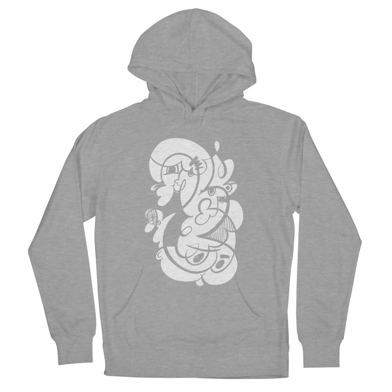 Doodle of the day V Men's Pullover Hoody by Favati