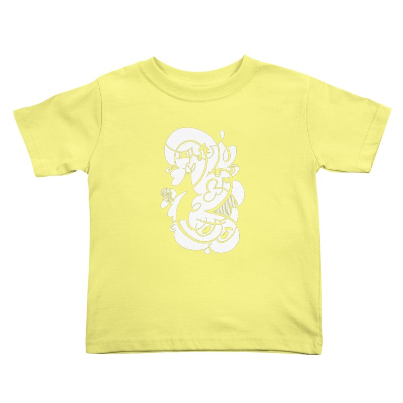 Doodle of the day V Kids Toddler T-Shirt by Favati