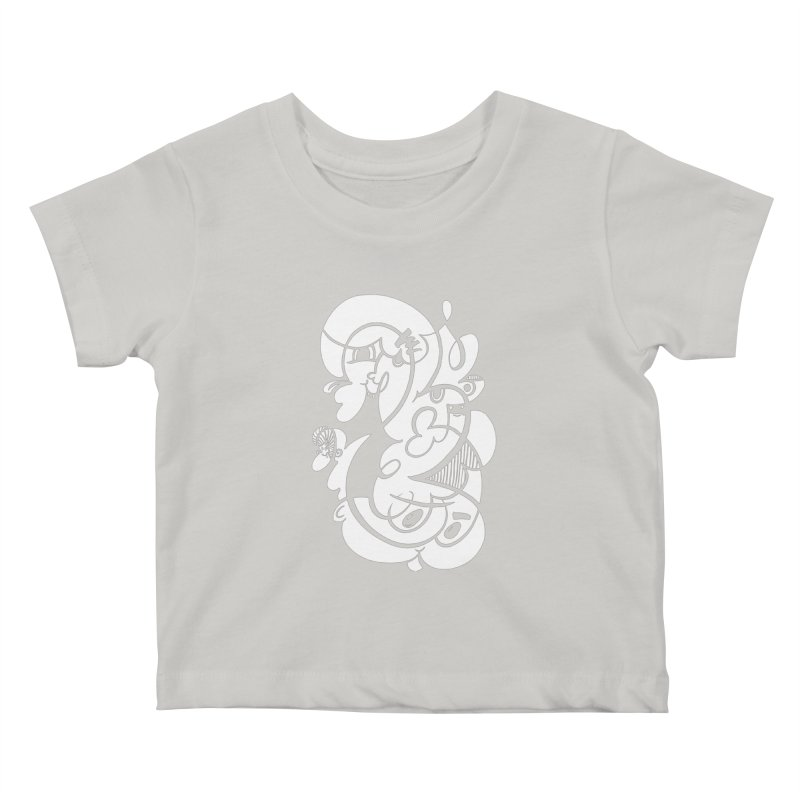 Doodle of the day V Kids Baby T-Shirt by Favati