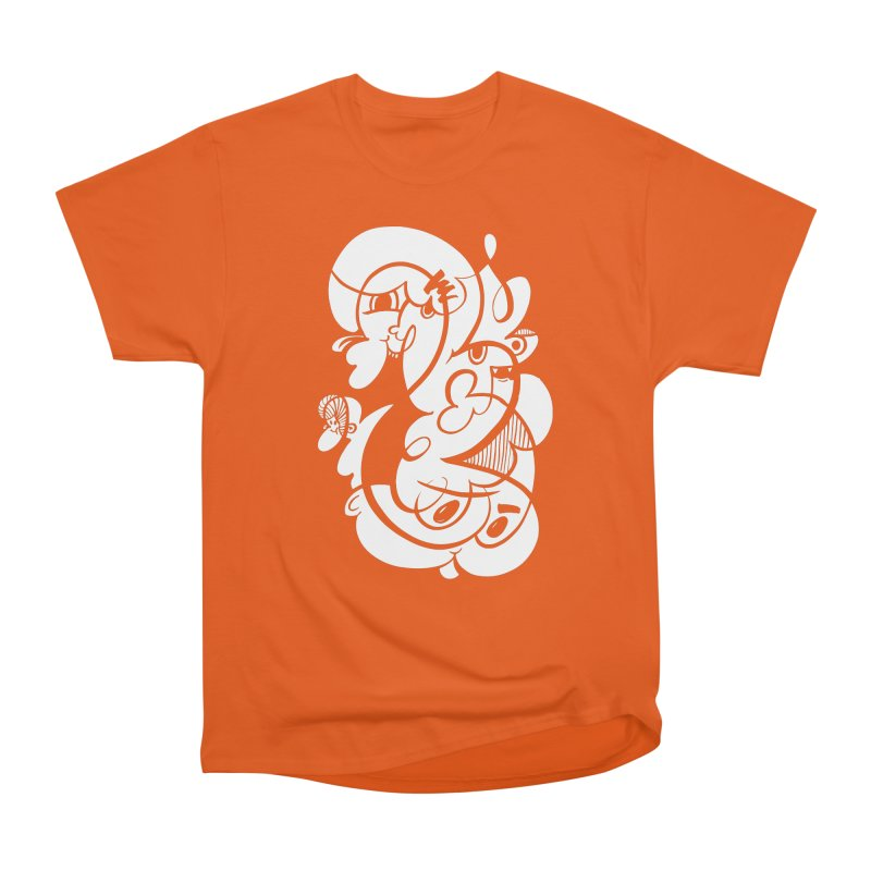 Doodle of the day V Women's Heavyweight Unisex T-Shirt by Favati