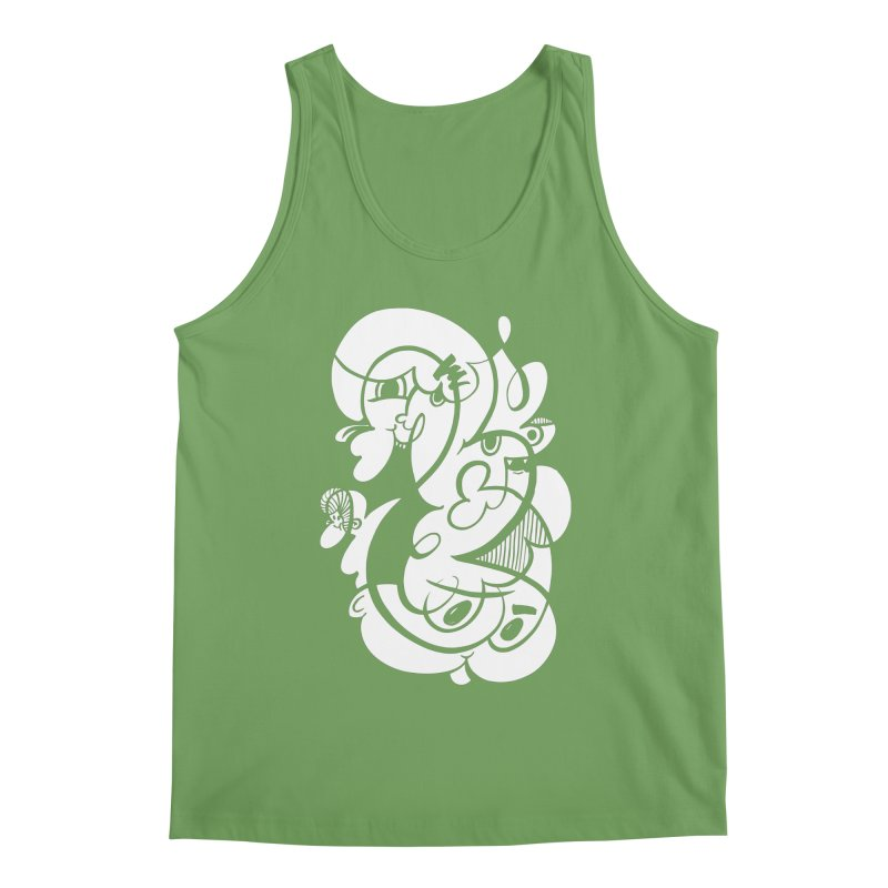 Doodle of the day V Men's Tank by Favati