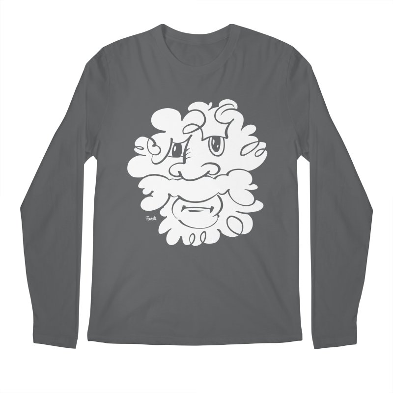 Doodle of the day – Where´s my razor? Men's Regular Longsleeve T-Shirt by Favati