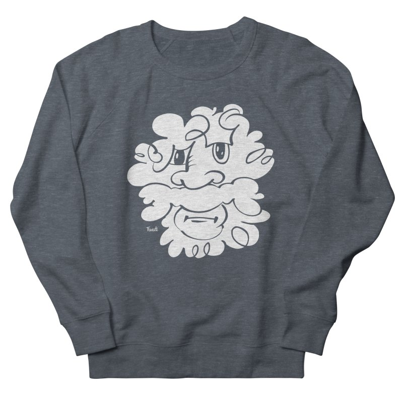 Doodle of the day – Where´s my razor? Men's French Terry Sweatshirt by Favati