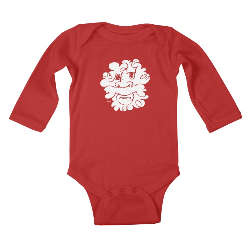 Doodle of the day – Where´s my razor? Kids Baby Longsleeve Bodysuit by Favati