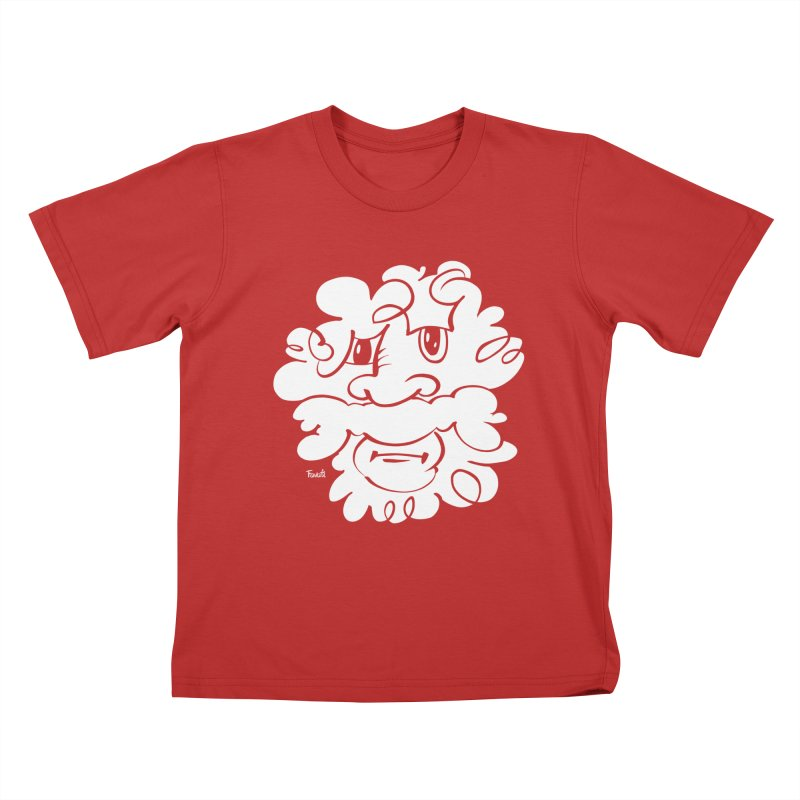 Doodle of the day – Where´s my razor? Kids T-Shirt by Favati