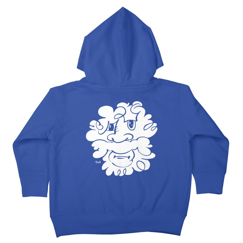 Doodle of the day – Where´s my razor? Kids Toddler Zip-Up Hoody by Favati