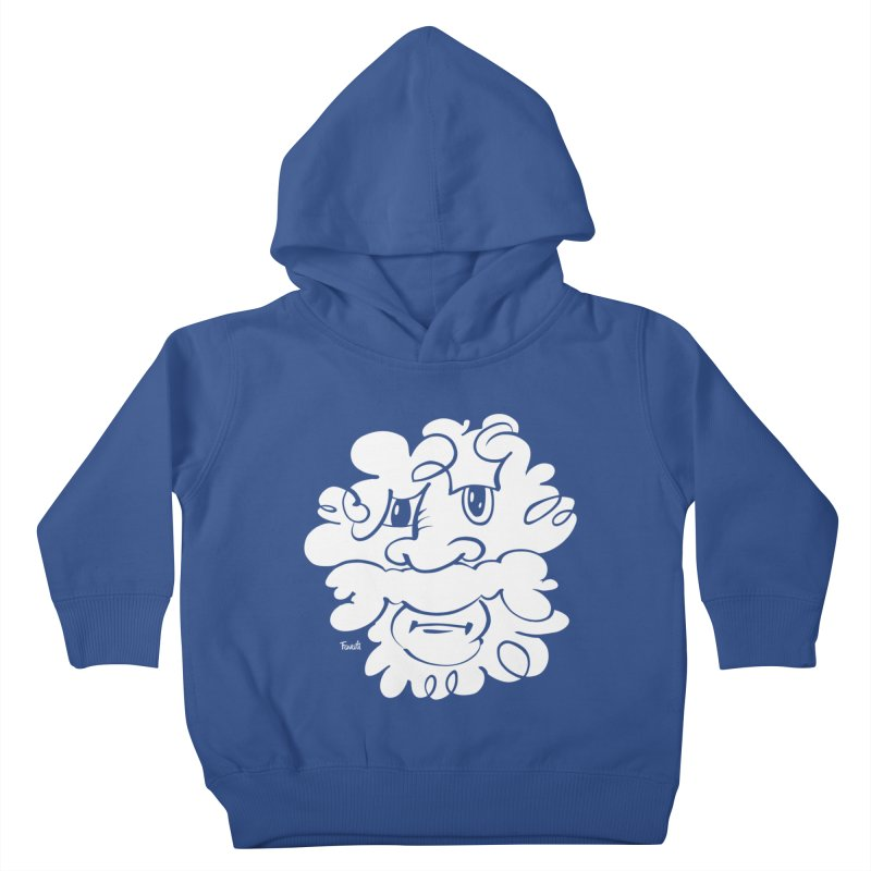 Doodle of the day – Where´s my razor? Kids Toddler Pullover Hoody by Favati