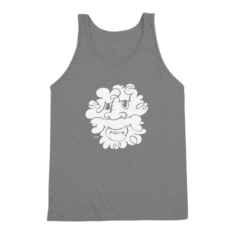Doodle of the day – Where´s my razor? Men's Triblend Tank by Favati