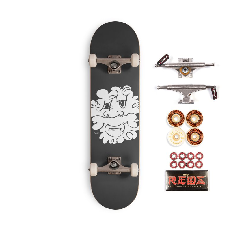 Doodle of the day – Where´s my razor? Accessories Skateboard by Favati